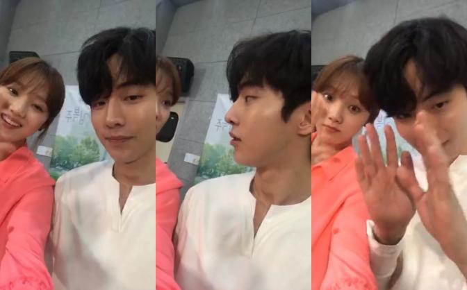Những khoảnh khắc tình bể bình minh chứng cặp đôi YG Lee Sung Kyung và Nam Joo Hyuk là chân ái - Ảnh 38.