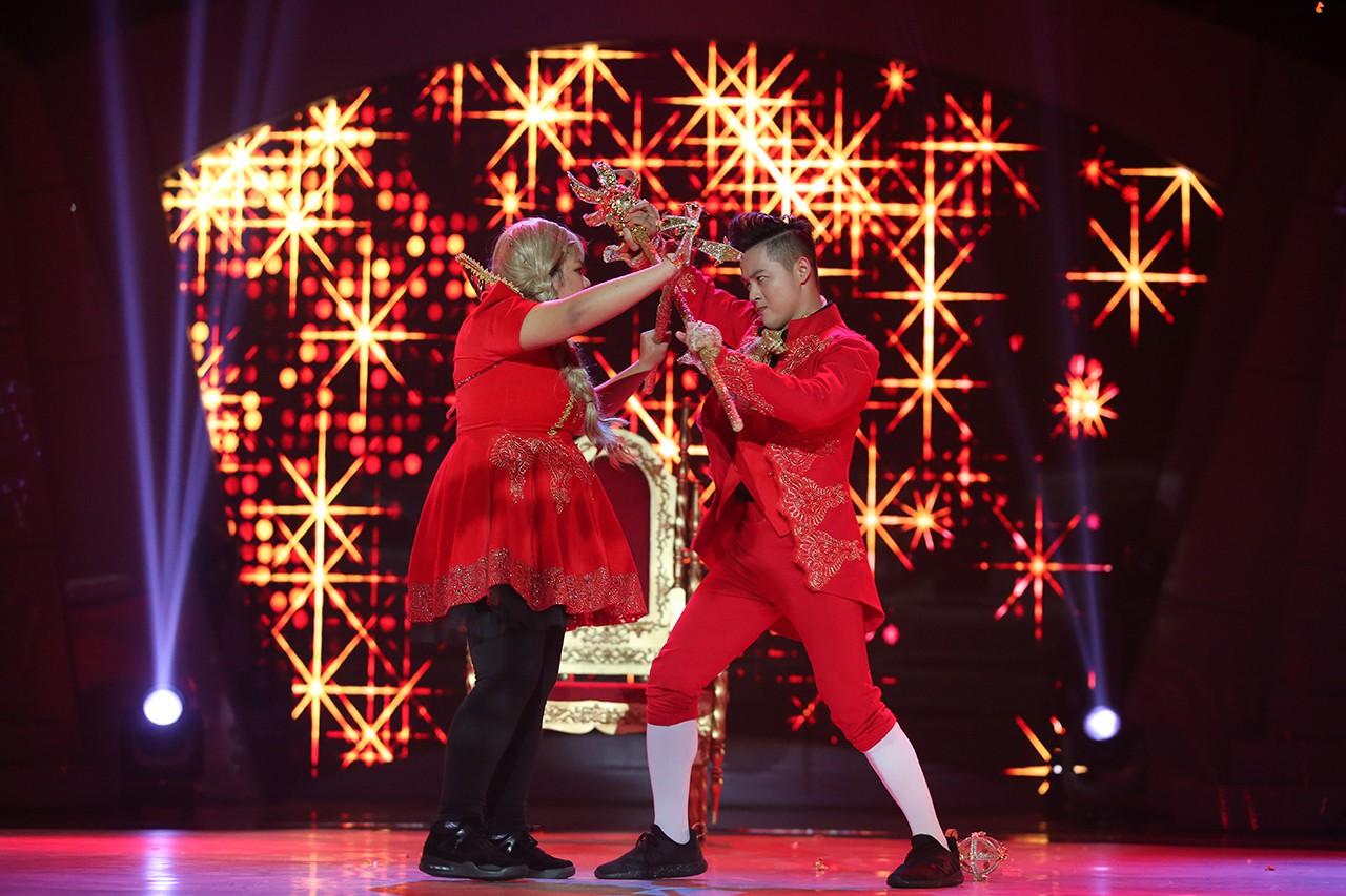 Bước nhảy ngàn cân: Mai Ngô được khen tới tấp khi trở lại sàn nhảy - Ảnh 17.