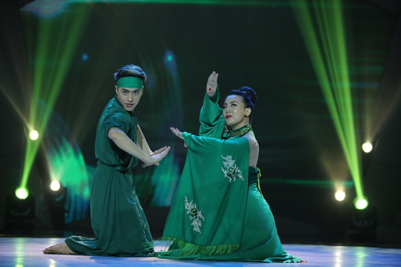 Hành trình cởi bỏ 30kg trọng lượng cơ thể của Thanh Huyền - tân Quán quân Bước nhảy ngàn cân - Ảnh 9.