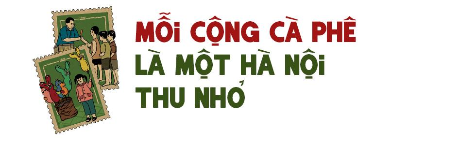 Bạn từ xa ghé Hà Nội, tôi thường dắt đến Cộng Cà phê như một nơi phải tới - Ảnh 3.