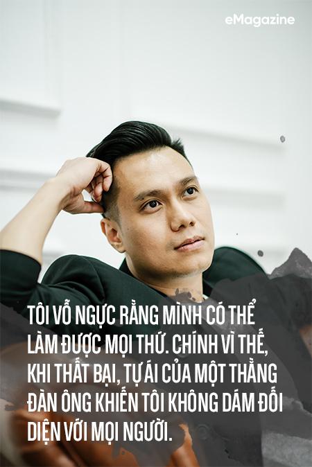 Diễn viên Việt Anh: Gã đàn ông tự học cách đứng lên để trở về với màn ảnh, sau 4 năm lẩn tránh vì cú sốc phá sản - Ảnh 10.