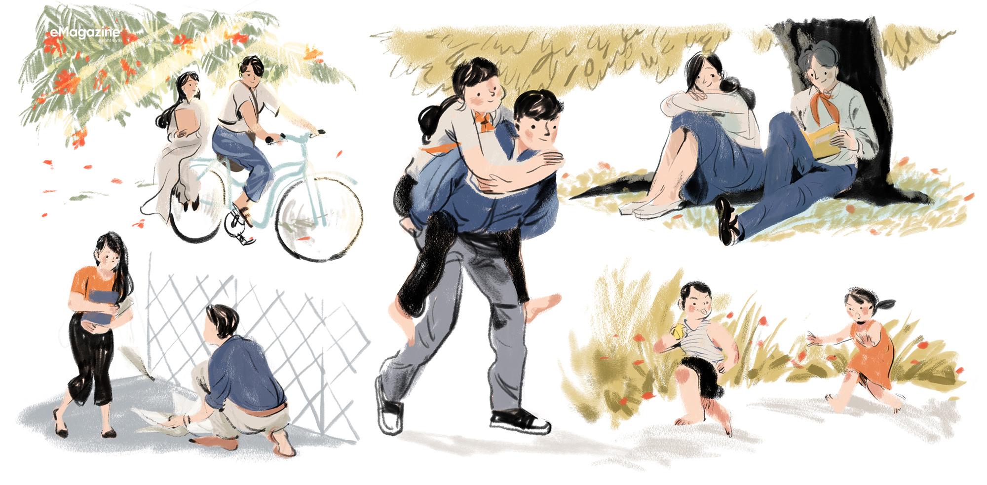 Gặp đúng người thì hãy cưới liền tay, đừng trì hoãn vì cái lí do sớm muộn! - Ảnh 13.