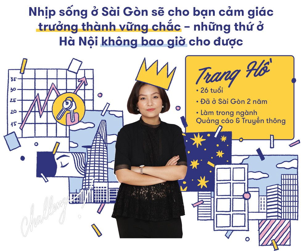 Câu chuyện của người trẻ về Sài Gòn: Miền đất rất đáng cho một lần liều lĩnh, vẫy vùng - Ảnh 14.