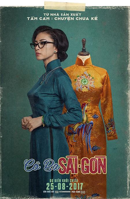Từ thành công của tà áo dài Cô Ba Sài Gòn: Văn hoá và điện ảnh phải là đôi bạn cùng tiến - Ảnh 6.
