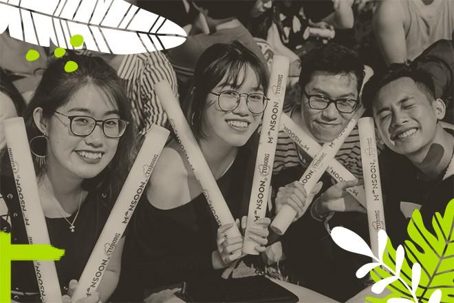 Monsoon Music Festival 2017 by Tuborg: Nơi âm nhạc dẫn dắt khán giả tới một điều tuyệt vời khác - Ảnh 7.