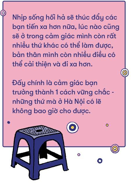 Câu chuyện của người trẻ về Sài Gòn: Miền đất rất đáng cho một lần liều lĩnh, vẫy vùng - Ảnh 16.
