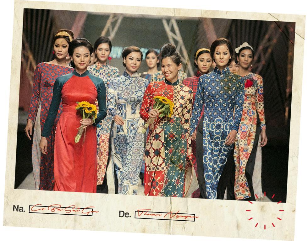 Từ thành công của tà áo dài Cô Ba Sài Gòn: Văn hoá và điện ảnh phải là đôi bạn cùng tiến - Ảnh 10.