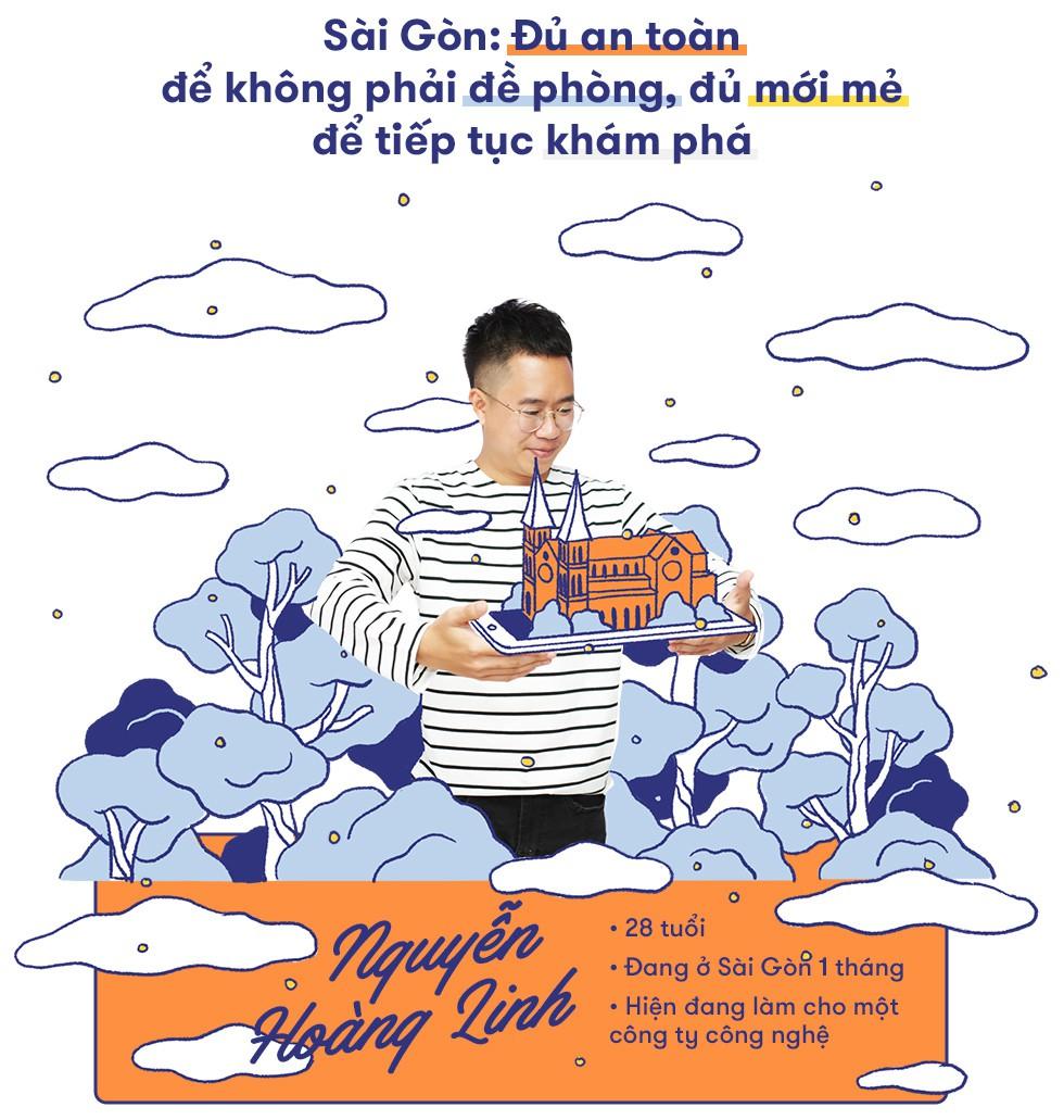 Câu chuyện của người trẻ về Sài Gòn: Miền đất rất đáng cho một lần liều lĩnh, vẫy vùng - Ảnh 3.