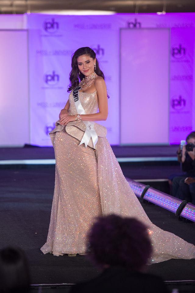 Trượt Top 16 Hoa hậu Hoàn vũ, nhưng may sao Nguyễn Thị Loan cũng không vào Top đầm dạ hội xấu nhất - Ảnh 12.