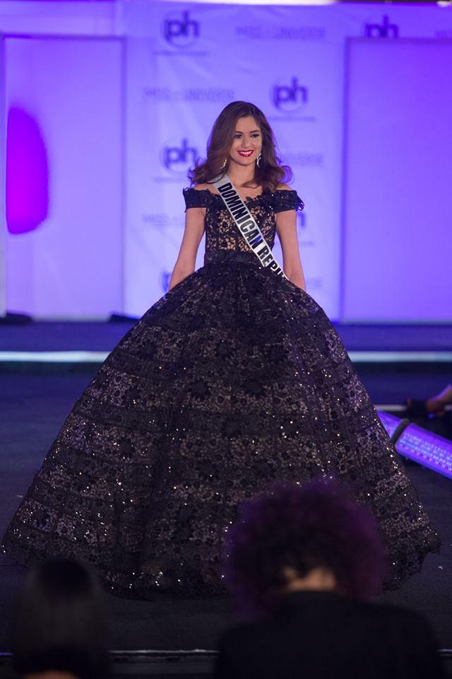 Trượt Top 16 Hoa hậu Hoàn vũ, nhưng may sao Nguyễn Thị Loan cũng không vào Top đầm dạ hội xấu nhất - Ảnh 14.