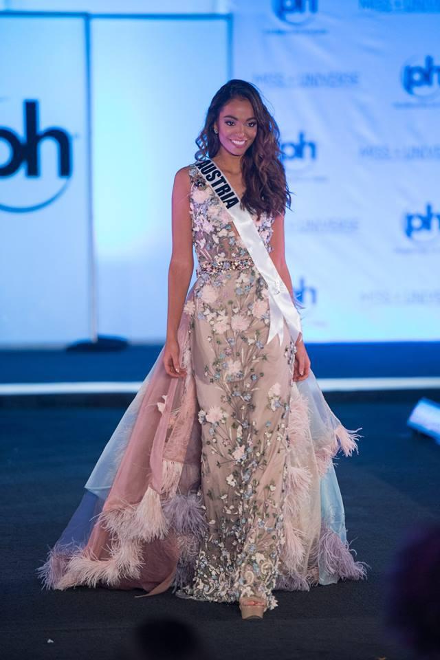 Trượt Top 16 Hoa hậu Hoàn vũ, nhưng may sao Nguyễn Thị Loan cũng không vào Top đầm dạ hội xấu nhất - Ảnh 18.
