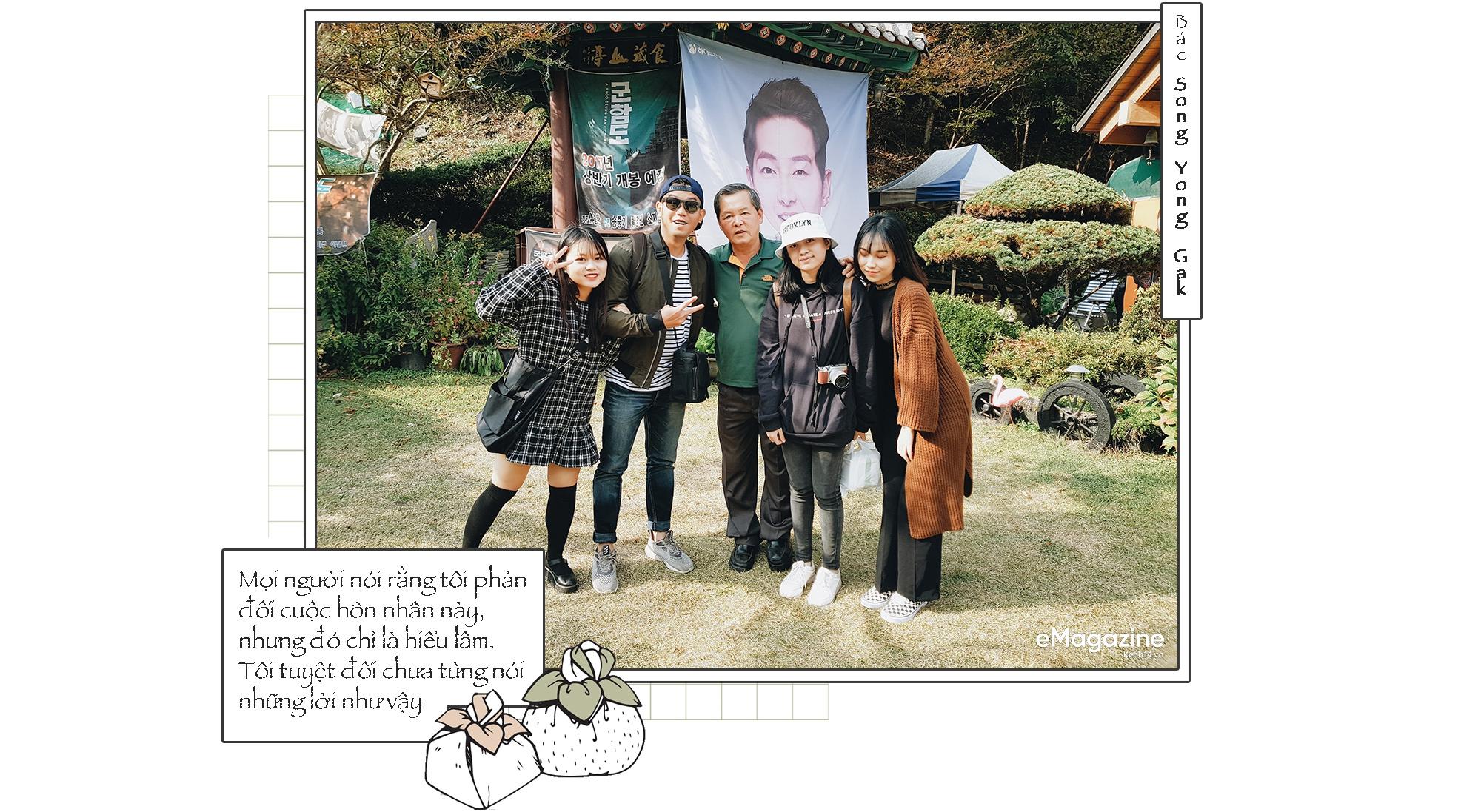 Cuộc gặp gỡ với bố Song Joong Ki tại quê nhà trước siêu đám cưới: Mọi thứ cứ dung dị, bình yên như thế - Ảnh 7.