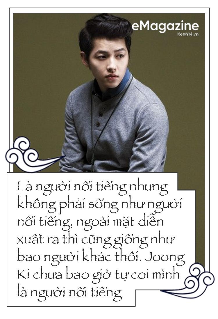 Cuộc gặp gỡ với bố Song Joong Ki tại quê nhà trước siêu đám cưới: Mọi thứ cứ dung dị, bình yên như thế - Ảnh 12.