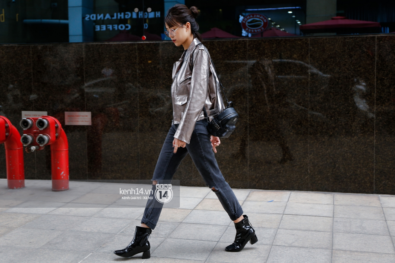 Street style 2 miền tuần qua: Ấn tượng và đẹp mắt như chụp hình tạp chí - Ảnh 1.
