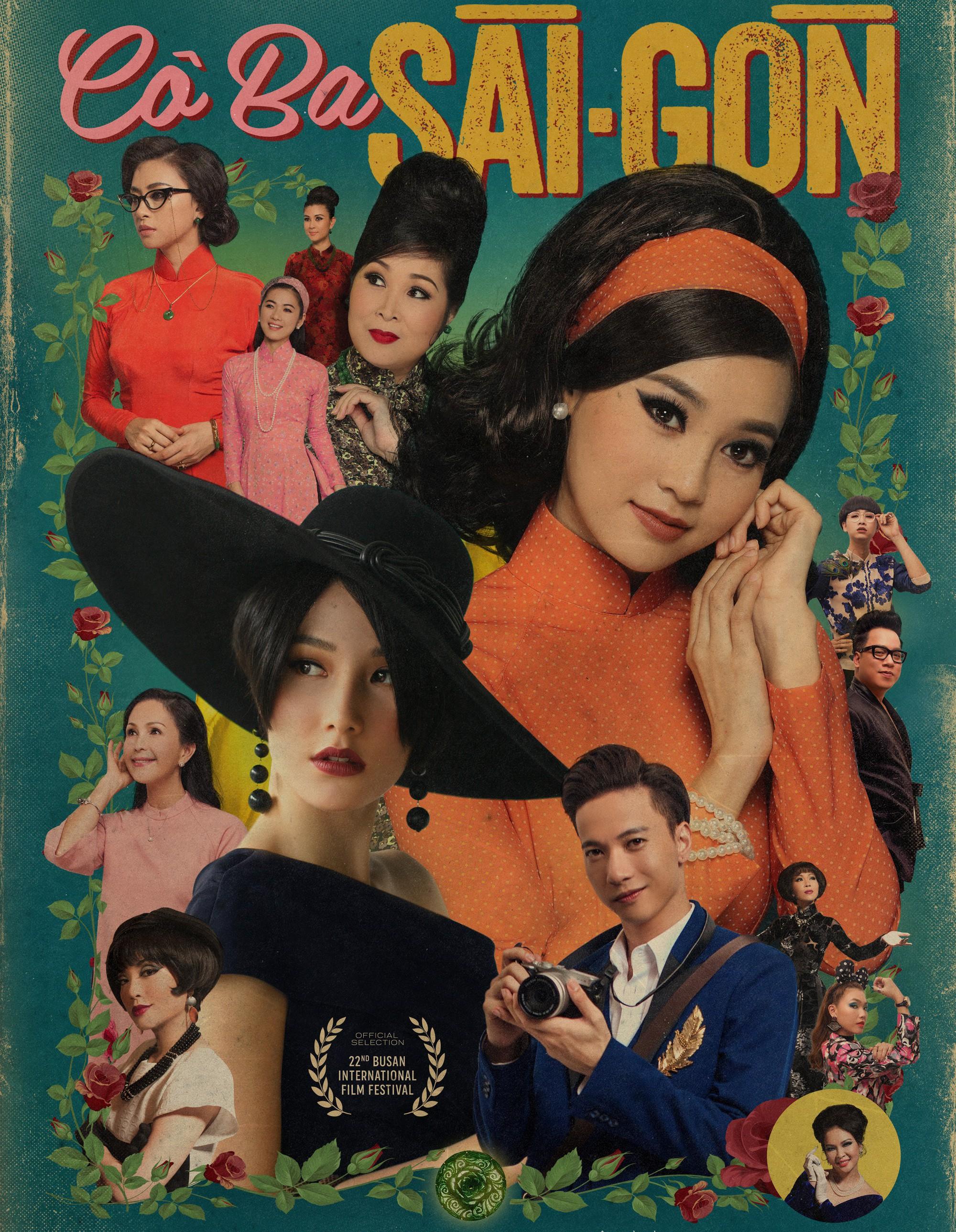 Tăng Thanh Hà, Lương Mạnh Hải và nhiều sao Việt đồng loạt khen ngợi Cô Ba Sài Gòn hết lời - Ảnh 1.