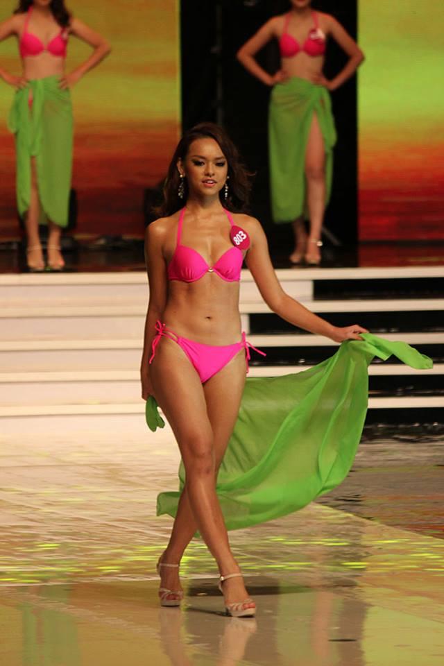 Chẳng biết vì sao mà cứ đi thi Hoa hậu Hoàn vũ là thân hình sao Việt này bỗng dưng trở nên khác hình bình thường? - Ảnh 13.