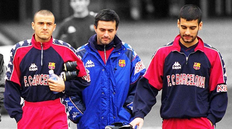 Pep Guardiola đã cướp công việc trong mơ của Mourinho như thế nào? - Ảnh 1.