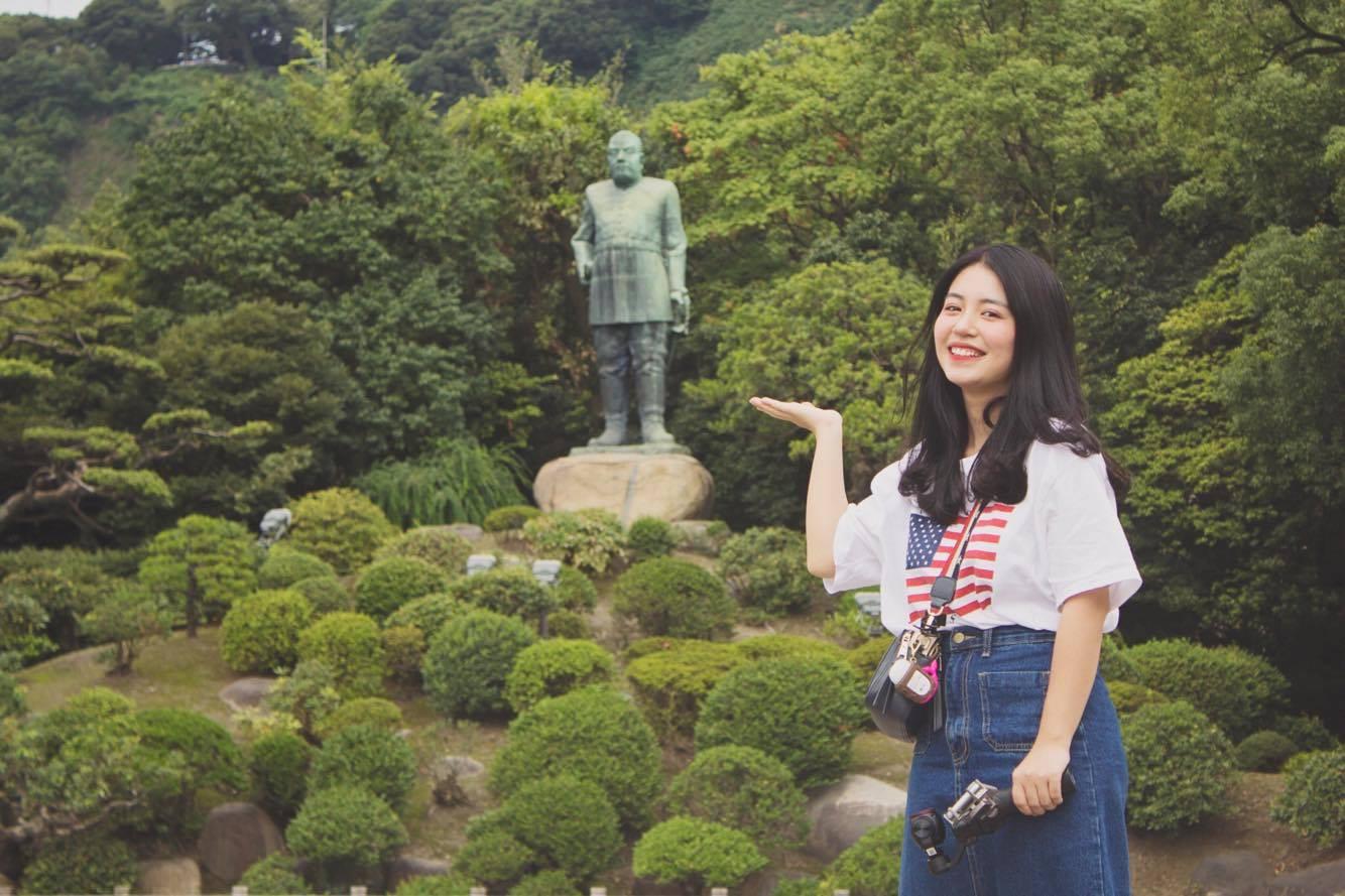 Những hình ảnh du lịch tuyệt đẹp của Mẫn Tiên