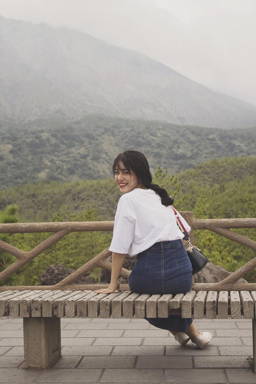 Mẫn Tiên xuất hiện xinh đẹp và gây chú ý trên đài truyền hình của Nhật Bản - Ảnh 6.