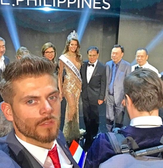 Bất ngờ trước ngoại hình chênh lệch giữa Đương kim Hoa hậu Hoàn vũ và bạn trai mới - Ảnh 8.