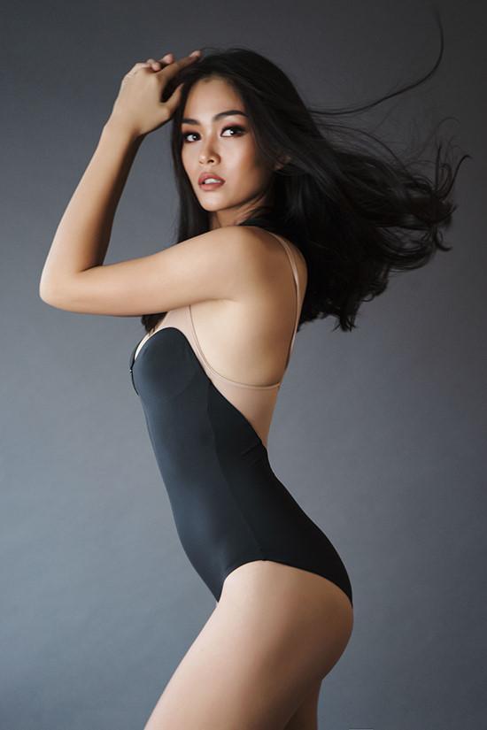 Chẳng biết vì sao mà cứ đi thi Hoa hậu Hoàn vũ là thân hình sao Việt này bỗng dưng trở nên khác hình bình thường? - Ảnh 8.