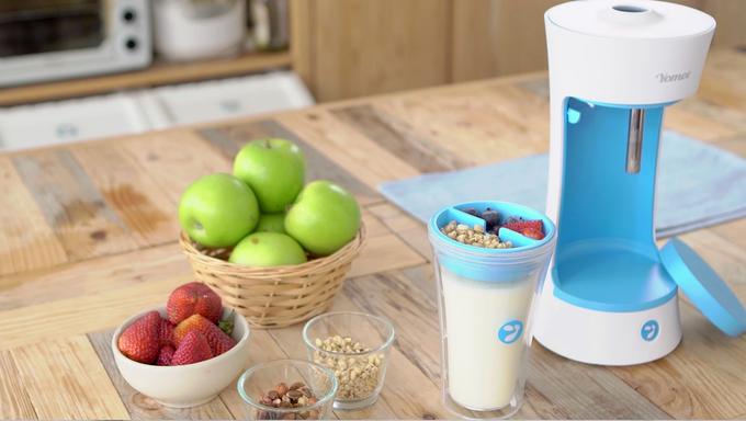 Chiếc máy giúp bạn làm sữa chua vừa đơn giản, vừa tiết kiệm thời gian - Ảnh 2.