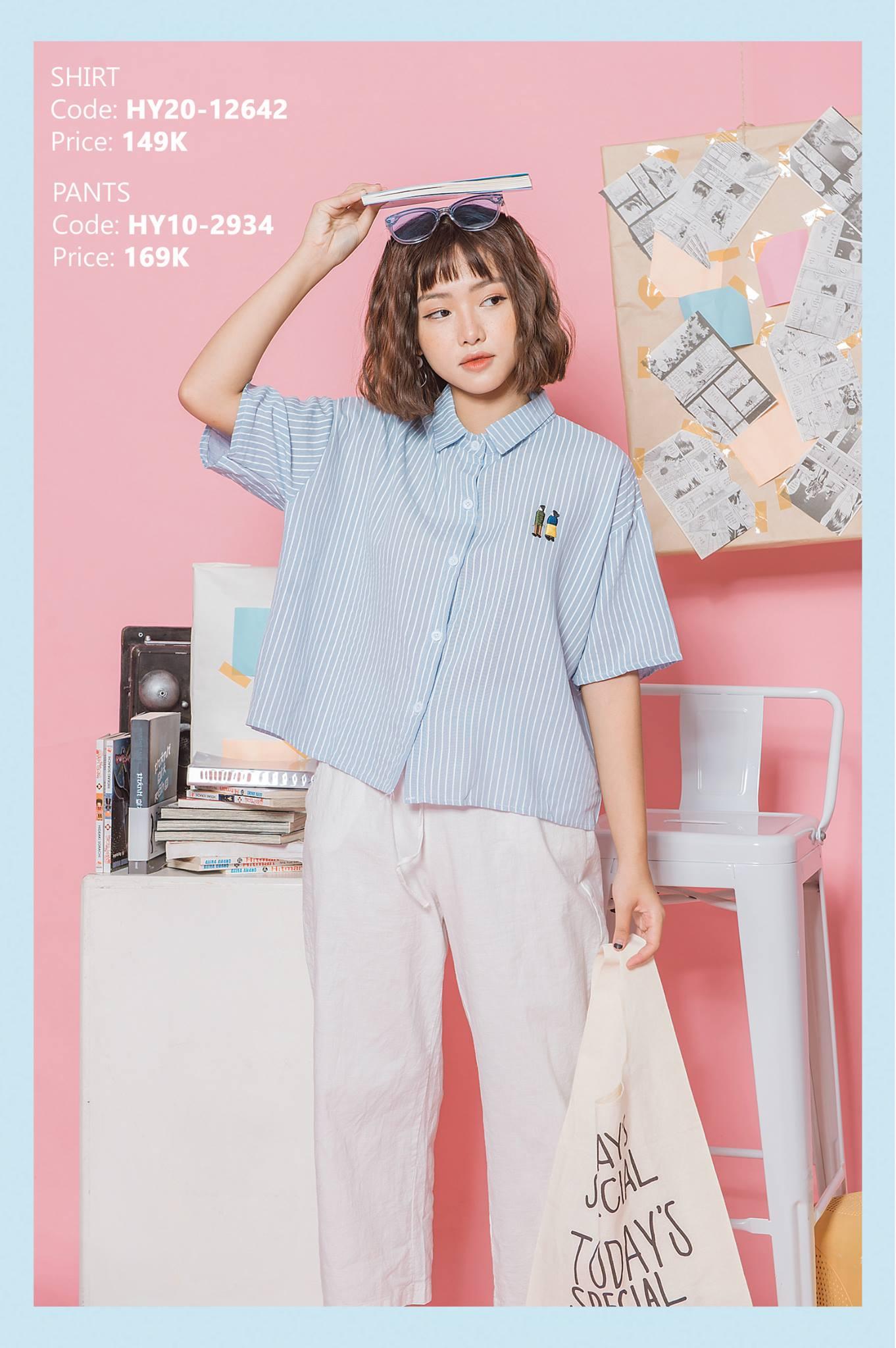 Đồ đẹp, trendy mà giá lại mềm, đây là 15 shop thời trang được giới trẻ Hà Nội kết nhất hiện nay - Ảnh 11.