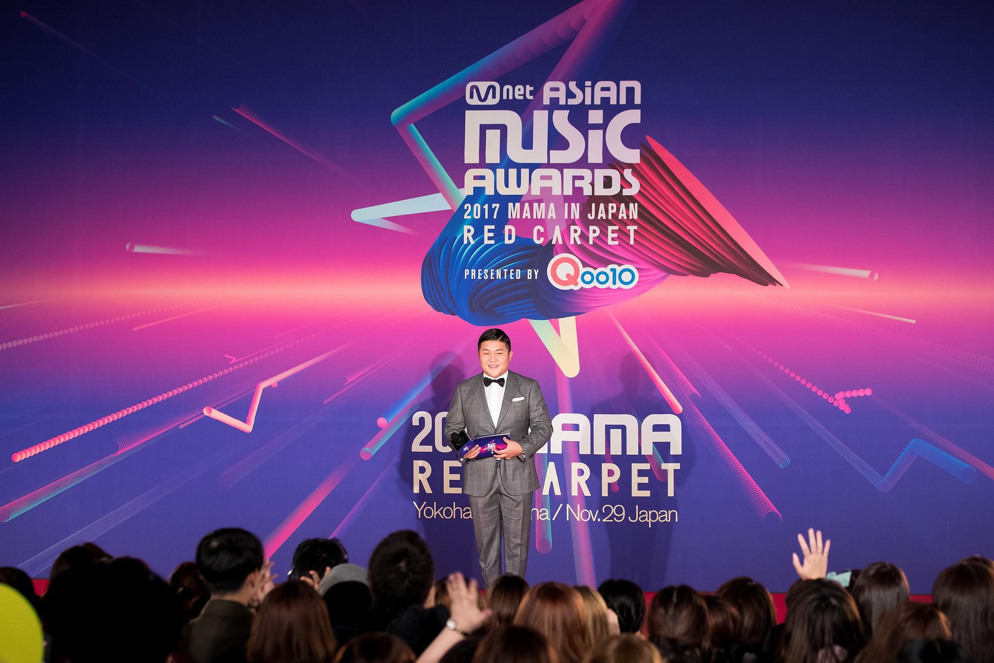 Thảm đỏ MAMA Nhật: Park Bo Gum và dàn mỹ nam Wanna One, EXO chiếm trọn sự chú ý, Kim So Hyun đọ sắc TWICE - Ảnh 1.