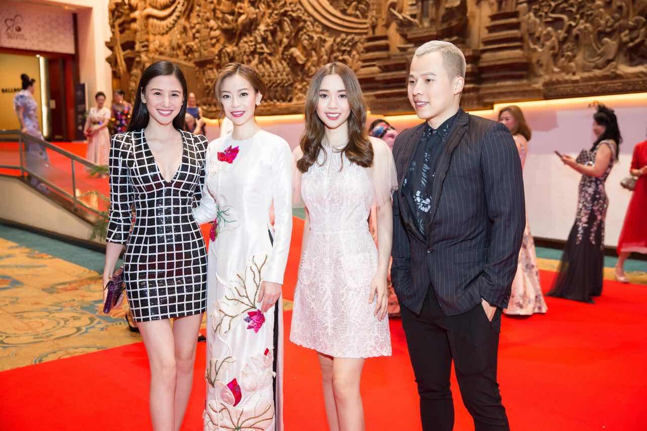 Chân dài thay thế Ngọc Trinh tươi tắn, tự tin đọ sắc với Hoa hậu chuyển giới Thái Lan - Ảnh 7.