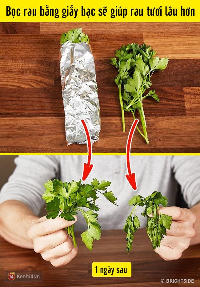 11 mẹo vặt hữu ích được học lỏm từ các đầu bếp nhà hàng - Ảnh 15.