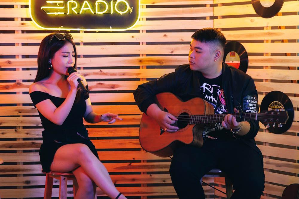 Hằng BingBoong hát lại Thu Cuối sau 6 năm, chia sẻ về việc đi theo con đường hát nhạc xưa - Ảnh 11.