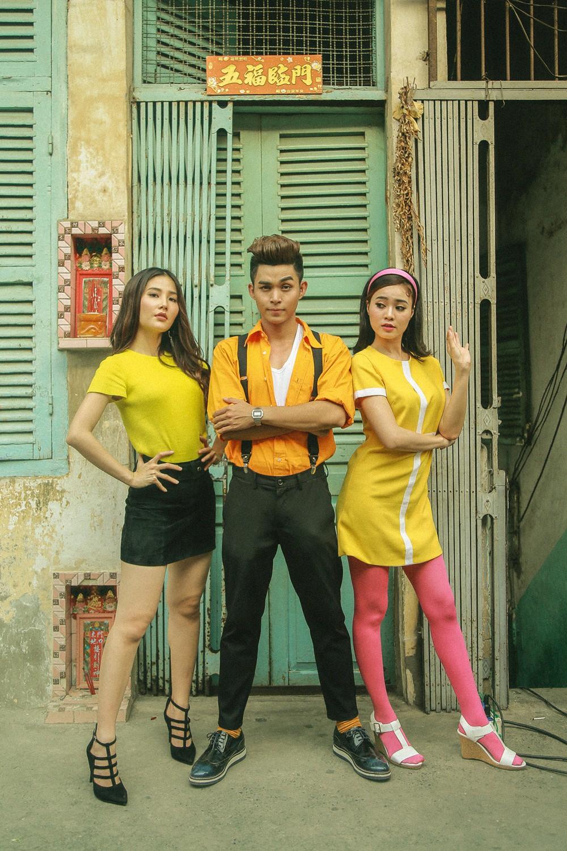 """Jun Phạm châm biếm thói sống ảo của giới trẻ trong MV """"Tân Thời"""" - Ảnh 2."""