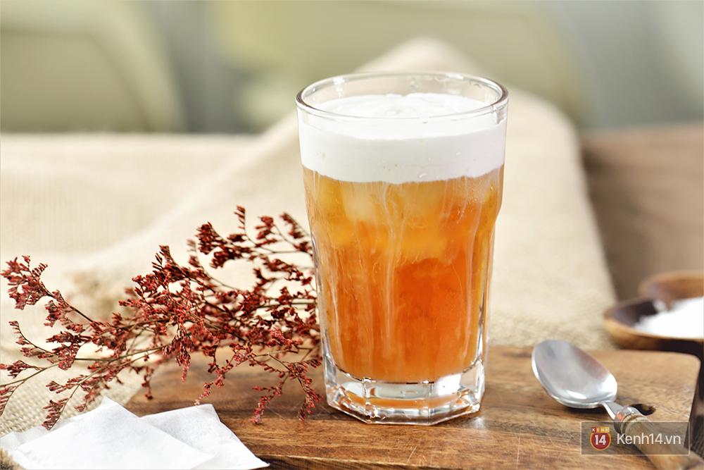 Xem ngay cách tự làm kem mặn pha trà sữa ngon y như ở ngoài hàng - Ảnh 7.