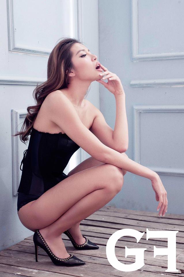 Cứ yên tâm, Minh Tú xuất sắc thế này thì được vào sâu trong Asias Next Top Model cũng là thường! - Ảnh 12.