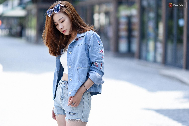 Ngày thường đã ăn diện, dịp nghỉ lễ giới trẻ Việt càng tích cực khoe street style siêu trendy và bắt mắt - Ảnh 8.