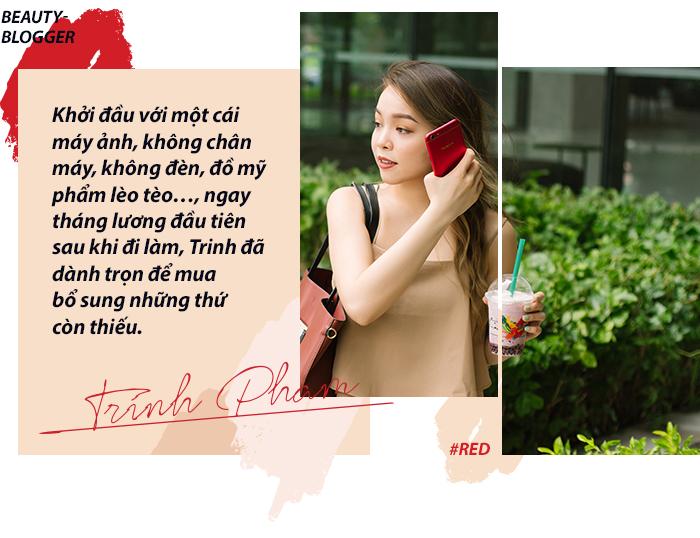 Trinh Phạm và nghề Beauty Blogger - Cái nghề tưởng của dân nhà giàu nhưng lại không làm giàu nổi - Ảnh 7.