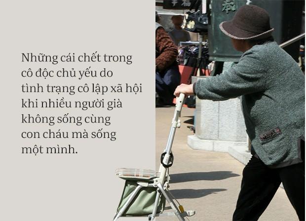 Sống cô độc, đến chết vẫn cô đơn: Góc tối buồn thương cho số phận nhiều người già Nhật Bản - Ảnh 11.