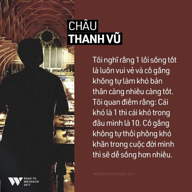 Châu Thanh Vũ: Viết tiếp hành trình truyền cảm hứng bằng… kinh tế vĩ mô - Ảnh 7.