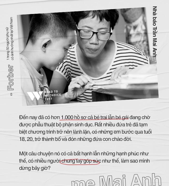 """""""Mẹ"""" Trần Mai Anh: Số phận không may mắn của Thiện Nhân đã mở ra cánh cửa hy vọng cho nhiều cuộc đời khác - Ảnh 8."""