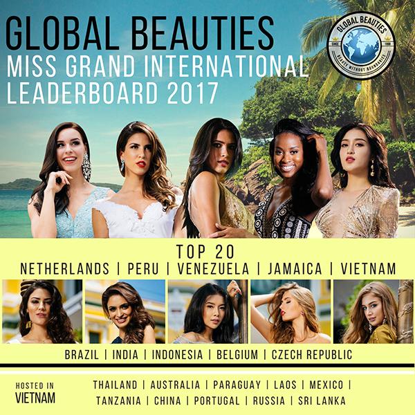 Lọt vào mắt xanh của các chuyên gia sắc đẹp, Huyền My được Global Beauties dự đoán trở thành Á hậu Miss Grand International 2017 - Ảnh 1.