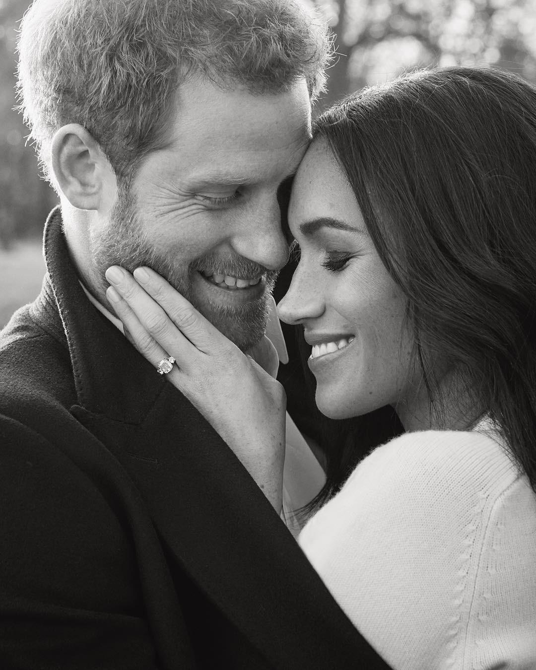 Hôn thê của hoàng tử Harry lại chơi lớn, mua hẳn váy 1,7 tỷ đồng để chụp ảnh đính hôn - Ảnh 4.