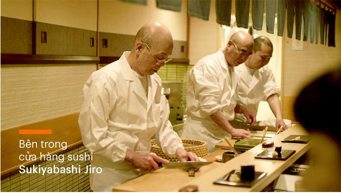 Nghịch lý ở Nhật: nhà hàng càng ngon thì đầu bếp mới là thượng đế chứ không phải khách hàng - Ảnh 1.