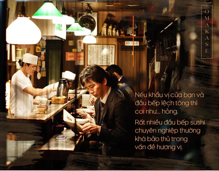 Nghịch lý ở Nhật: nhà hàng càng ngon thì đầu bếp mới là thượng đế chứ không phải khách hàng - Ảnh 6.