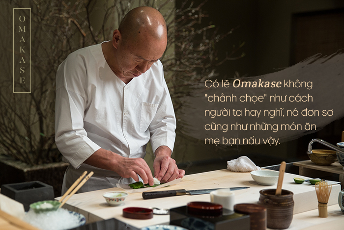 Nghịch lý ở Nhật: nhà hàng càng ngon thì đầu bếp mới là thượng đế chứ không phải khách hàng - Ảnh 8.