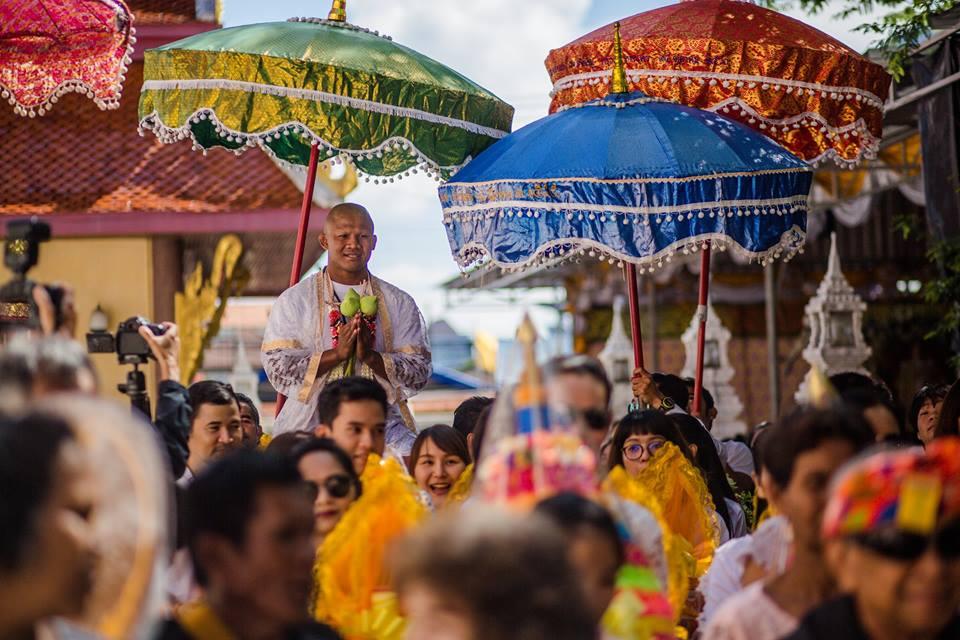 Vì sao Thánh Muay Thái Buakaw bất ngờ xuống tóc đi tu? - Ảnh 3.