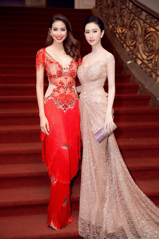 Phạm Hương, Nam Em và dàn mỹ nhân Vbiz kỳ vọng Hà Thu sẽ giành thứ hạng cao trong đêm chung kết Miss Earth 2017 - Ảnh 2.