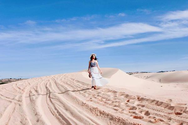 Ngẩn ngơ trước 5 đồi cát đẹp mê hồn ở miền Trung, nhìn thôi đã yêu luôn rồi - Ảnh 17.