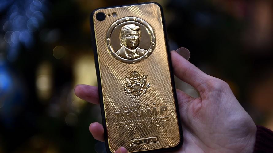Tổng thống Mỹ dùng smartphone khác gì so với chúng ta? - Ảnh 3.