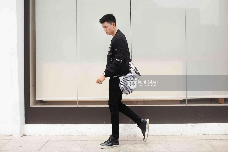 Ngắm street style đơn giản, năng động nhưng thừa độ chất và nổi bần bật của giới trẻ 2 miền - Ảnh 16.