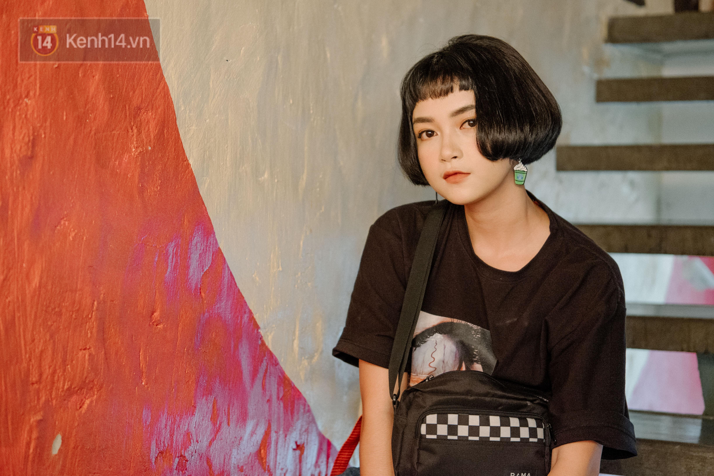 Mai Kỳ Hân - nàng mẫu lookbook mới của Sài Gòn với gương mặt đúng chuẩn búp bê - Ảnh 1.